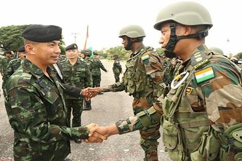Indo-Thailand joint military exercise Maitree 2019_40.1