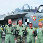 First-ever 'arrested landing' of Naval Tejas successfully executed