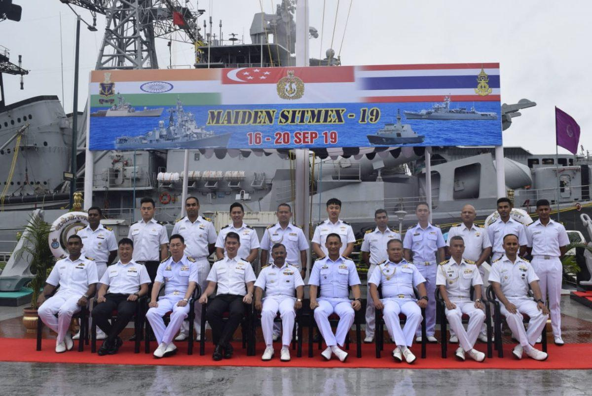 IN-RSN-RTN Trilateral Exercise Commences at Port Blair_40.1