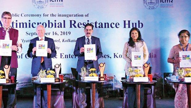 India's 1st National Antimicrobial Resistance Hub set up in Kolkata_40.1