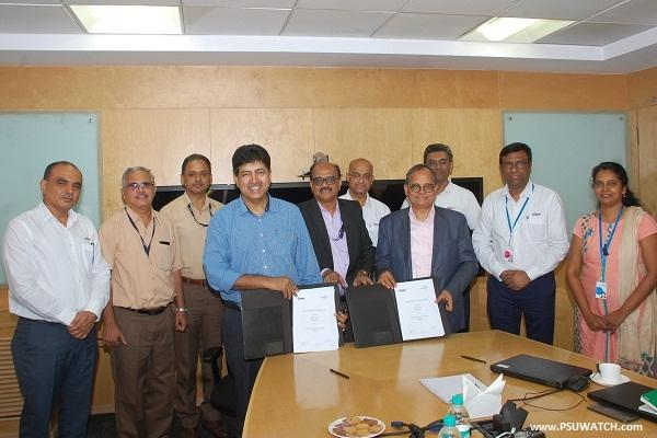 Wipro Infrastructure and BEML sign MoU_40.1