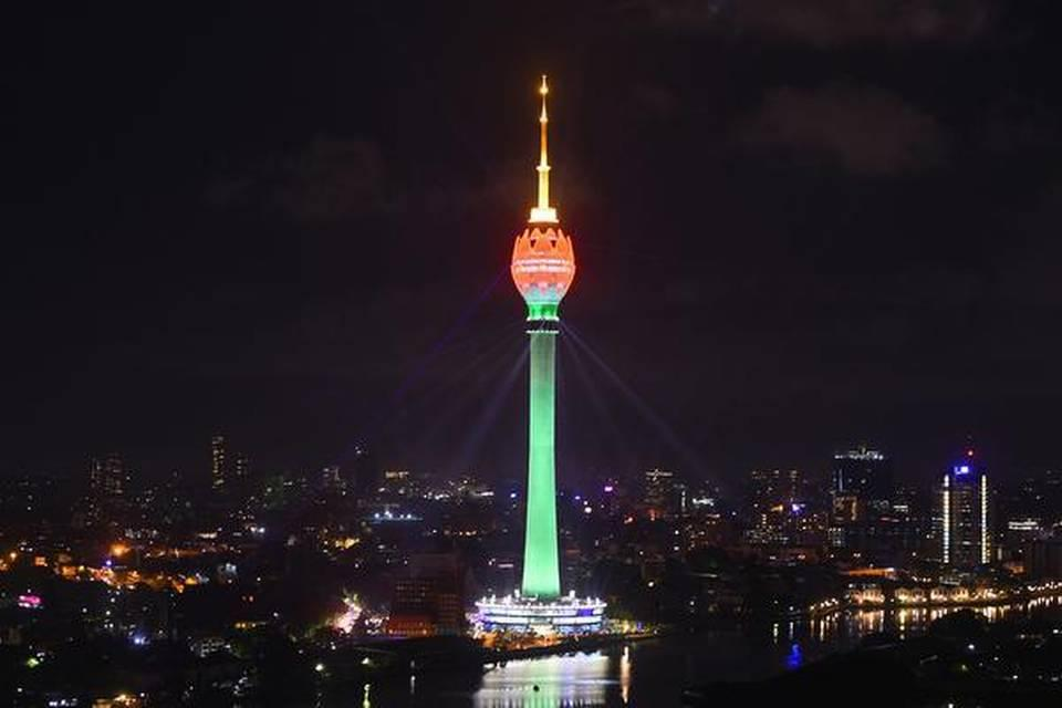 Sri Lanka unveils South Asia's tallest tower_40.1