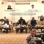GoI inaugurates 15 power projects in Jammu & Kashmir