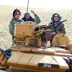 Indian army conducts exercise 'Chang Thang' in Eastern Ladakh