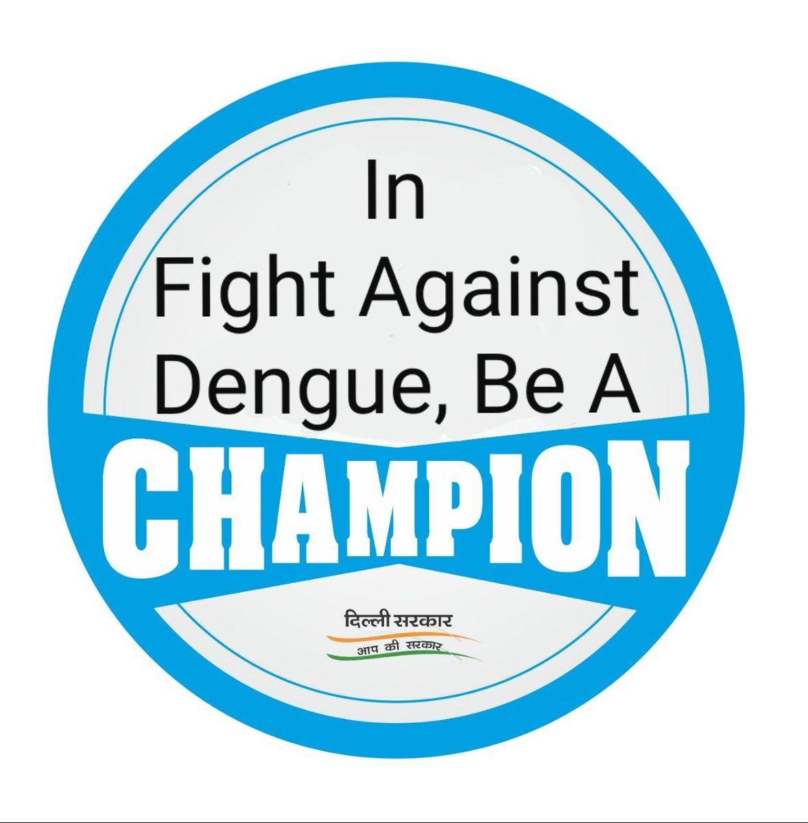 Delhi CM Arvind Kejriwal launched 'champions campaign' against dengue_40.1