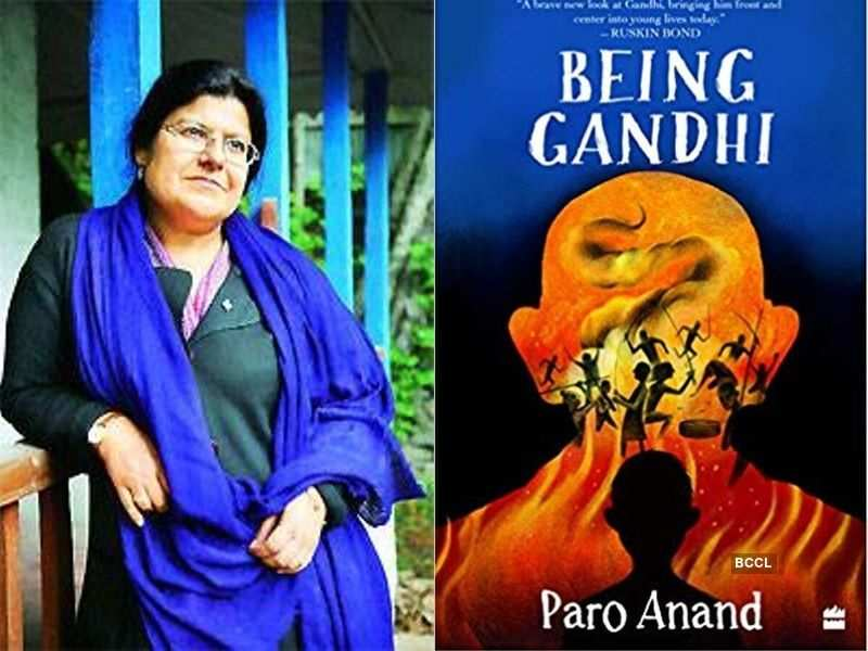 """A new book titled """"Being Gandhi"""" by Paro Anand to mark Gandhi's 150th birth anniversary_40.1"""