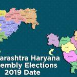 Maharashtra, Haryana Assembly Elections held on 21st October