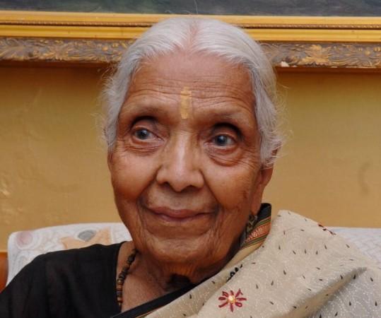 Veteran actor and multi-faceted artiste S.K. Padmadevi passes away_40.1
