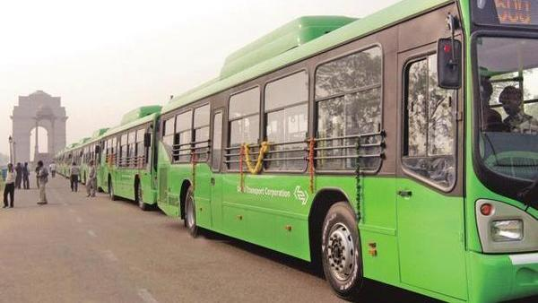 Pink tickets for women for free travel in DTC and cluster buses_40.1