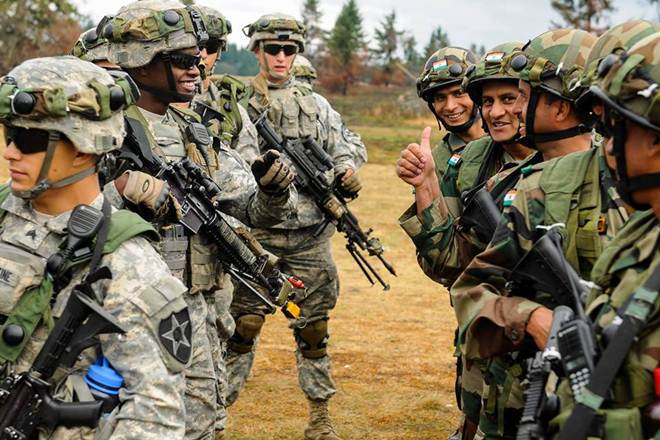 India-US Tri-Services ''Exercise Tiger Triumph'' to be held in November_40.1