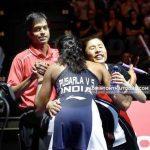 Kim Ji-Hyun steps down as National Women's badminton coach