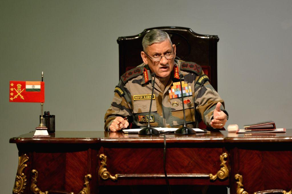 Army Chief Gen Bipin Rawat to be new Chairman, Chiefs of Staff Committee_40.1