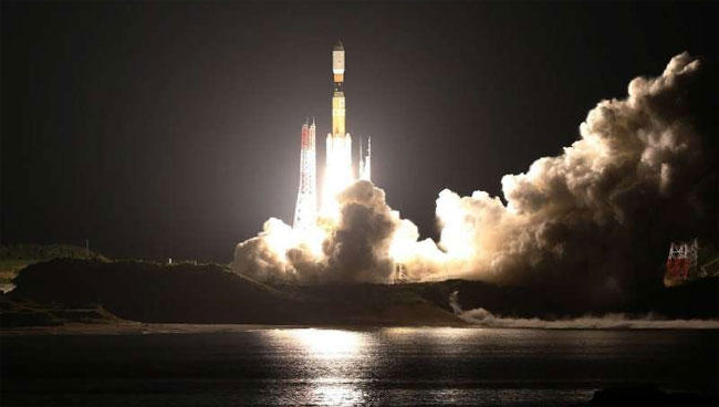 """Japan Launches """"World's Biggest Transport Space Ship"""" For Space Station_40.1"""