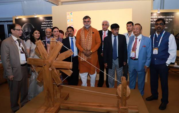 Exhibition of India Tourism Mart 2019 inaugurated_40.1