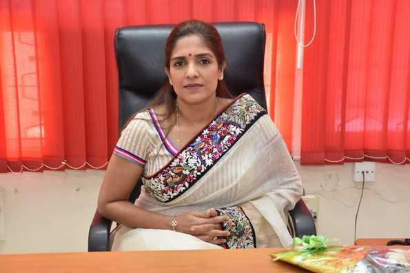Rupa Gurunath appointed as first woman president of Tamil Nadu Cricket Association_40.1