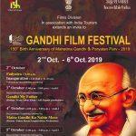 Gandhi Film Festival to be organised in Mumbai