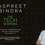 "A new book titled ""The Tech Whisperer"" penned by Jaspreet Bindra released"
