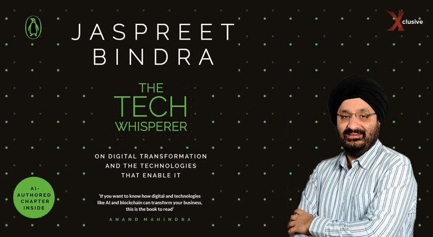 """A new book titled """"The Tech Whisperer"""" penned by Jaspreet Bindra released_40.1"""