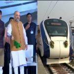 Amit Shah flags off Delhi-Katra Vande Bharat Express