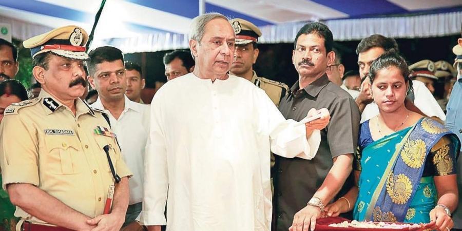 Odisha CM Naveen Patnaik launches 'Mo Sarkar' initiative_40.1