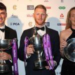 Ben Stokes named PCA player of the year