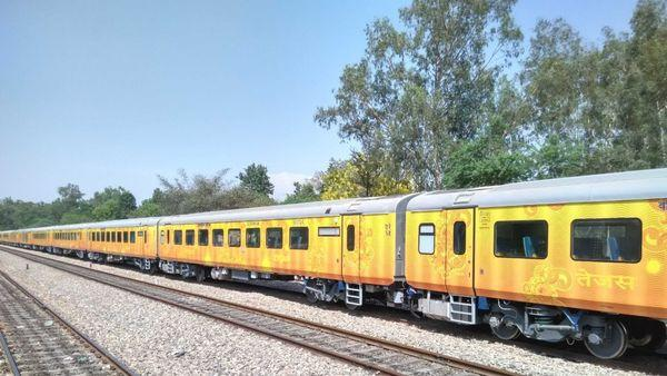 IRCTC to compensate passengers on delay of Delhi-Lucknow Tejas Express_40.1