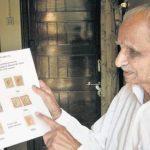 Centenarian philatelist Krishna Kadekodi passes away