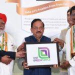 Health Minister Harsh Vardhan launches trans-fat free logo