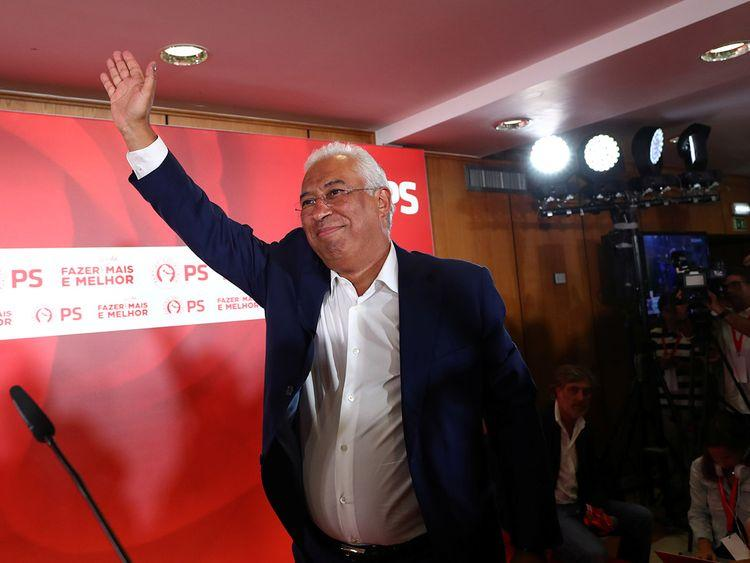 Antonio Costa re-elected as the PM of Portugal_40.1