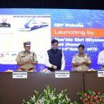 "Railway police's website & mobile app ""Sahyatri"" launched"
