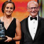 Ashleigh Barty wins 'The Don' Award