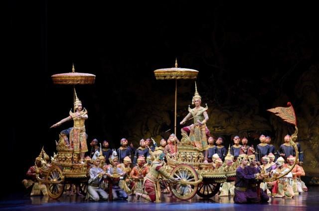 UP Culture Dept to organise training & performance programme of KHON Ramlila_40.1