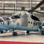 India hands over 2nd pair of Mi-24V helicopters to Afghan Air forces
