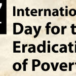 International Day for the Eradication of Poverty : 17 October