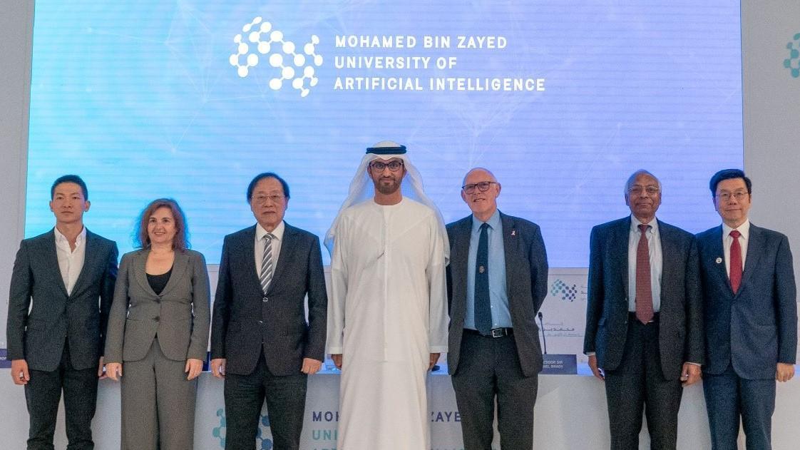UAE announces establishment of world's 1st AI university_40.1