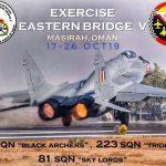 India-Oman begin joint training exercise 'EX EASTERN BRIDGE-V'