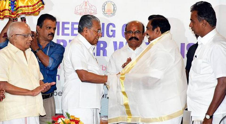 Tamil Nadu constitutes two panels over water disputes with Kerala_40.1