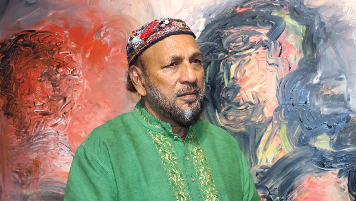 Renowned painter Kalidas Karmakar passes away in Dhaka_40.1
