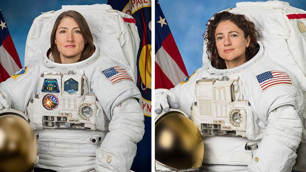 NASA Astronauts complete All-Woman Spacewalk_40.1
