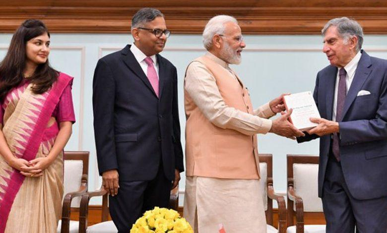PM Modi releases book titled 'Bridgital Nation'_40.1