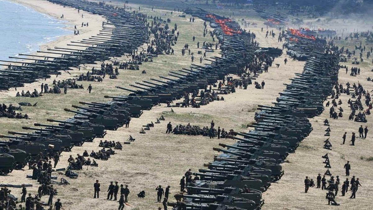 Sudarshan Chakra Vahini War exercise begins in Jaisalmer_40.1