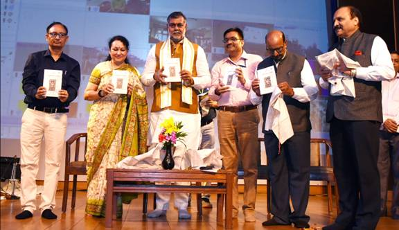 Union Culture Minister launches E-Portal, YouTube Channel of CCRT_40.1
