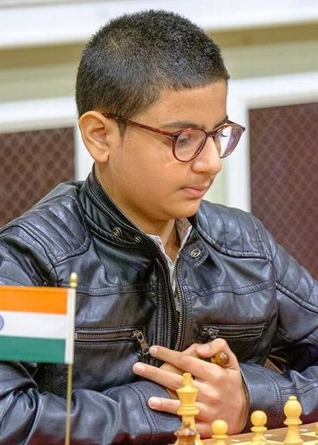Raunak Sadhwani becomes India's 65th Grandmaster_40.1