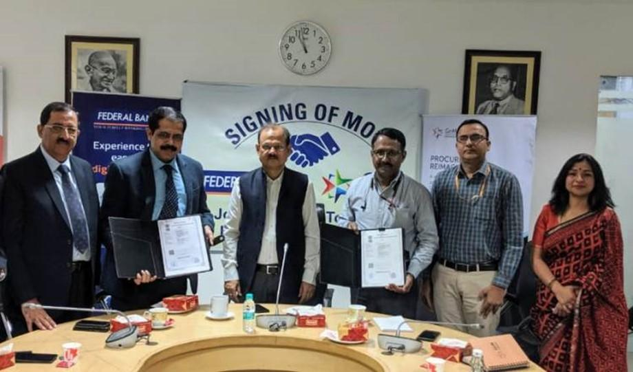 GeM and Federal Bank sign MoU for payment related services_40.1