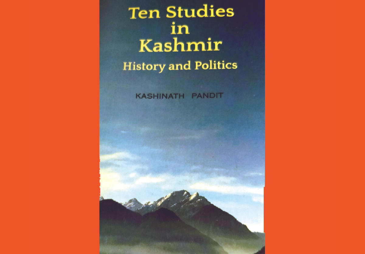 """A new book entitled """"Ten Studies in Kashmir: History and Politics"""" released_40.1"""