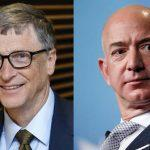 Bill Gates overtakes Jeff Bezos as the world's richest person