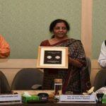 Finance Minister releases Commemorative Coin on Paramahansa Yogananda