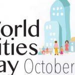 World Cities Day: 31 October