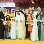 Sheikh Sultan inaugurates Sharjah International Book Fair 2019