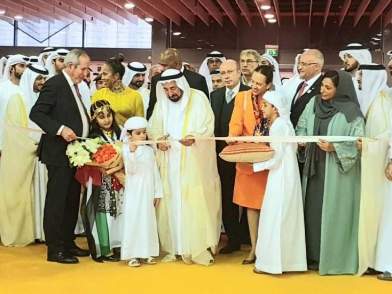 Sheikh Sultan inaugurates Sharjah International Book Fair 2019_40.1